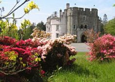 holiday castles in wales -
