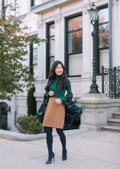 6772738973 Holiday winter work outfit by Extra Petite Blog | my style ...