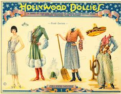 Hollywood Dollies — Colleen Moore