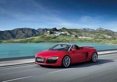 10+ Nice Audi R8 Spyder Speed Wallpapers