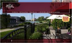 Beloit's only luxury boutique hotel!