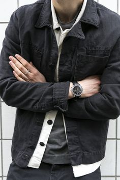 3e4cdc7f62bfac Menswear blogger Matthew Pike of Buckets & Spades styles up our new  collection: Raw State