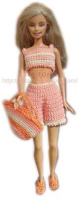 Tía Tona Crochet: Con los pies sobre la tierra