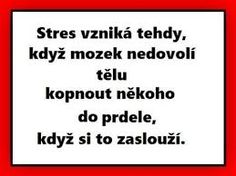 Vtipné texty (strana - Co se jinam nehodí - Diskuze Jokes Quotes, Funny Quotes, My Life Quotes, Motto, Monday Motivation, Life Guide, Sentences, Quotations, Stress