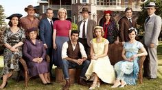 Australia's Downton a la 1950's ... A Place To Call Home season three to be released later this year