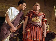 Jezus voor Pilatus en Herodes