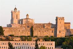 Cathédrale de Tarragone, Catalogne (Espagne)