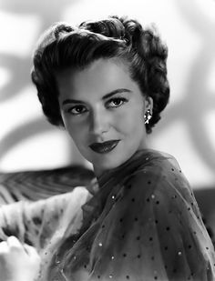 Cyd Charisse, arguably the best American dancer of her time.  (at least Fred Astaire thought so ... Gene Kelly, too).