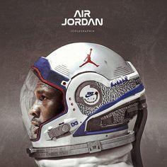 "I VOTE FOR THE G.O.A.T !!!!!! Air Jordan "" True Blue "" helmet Shoe releases Nov.25th   Who you got? #MichaelJordan or #DonaldTrump ????????"