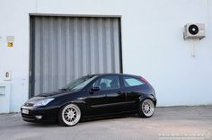 Ford Focus Svt, Hatchbacks, Focus Rs, American Auto, Ac Cobra, Limited Slip Differential, Mk1, Exotic Cars, Wheels