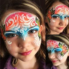 Image result for moana face paint