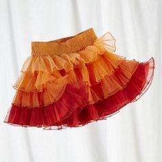 3 Layer Children Kids Girls Elastic Band Gauze Dance Ballet Tutu Skirt Splen GN