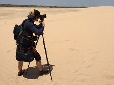 En este viaje de 5 meses por #Sudamérica llevamos un equipo ligero de filmación. @VanguardPhotoES #VanguardPro