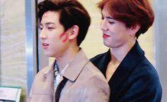 BamBam and Yugyeom ♡
