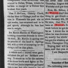 Franklin County Record (Union, MO), 1881-08-25 :: Franklin County Record, 1874-1890
