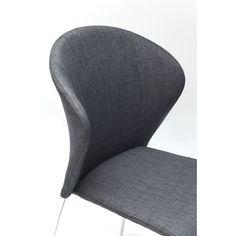 Stuhl Pulpo Grau - KARE Design Kare Design, Chair, Furniture, Home Decor, Octopus, Grey, Decoration Home, Room Decor, Home Furniture