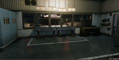 ArtStation - Freight Yard, Alex Burback