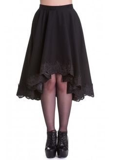 Spin Doctor Lucine Skirt | Attitude Clothing