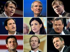 Scary! One of these individuals could actually become VP of the United States. Say it ain't so!