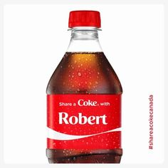 Here's a digital Coke with my name on it that I created on shareacoke.ca. Enjoy! #shareacokecanada BTW, you can do this as well!