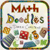 Math Doodles. This is a FANTASTIC math app!!! Not only is it fun and challenging, but it's visually beautiful and whimsical. My 3rd grader LOVES this app!