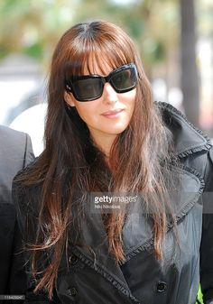 Monica Bellucci during 2006 Cannes Film Festival - 'Le Deuxieme Souffle' - Photocall at Hotel Carlton in Cannes, France.