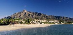 la concha marbella mountain - want to get to the top!
