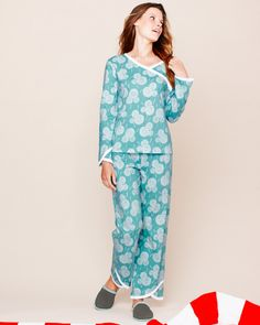 Asian Wrap Pajamas - one of my favorites!!!