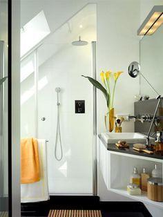 Bildergebnis Für Kleines Bad In Dachschräge