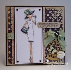 Momma always said by TracyMac - Cards and Paper Crafts at Splitcoaststampers