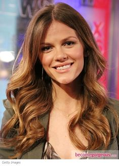 fun color trends on pinterest red highlights ombre and