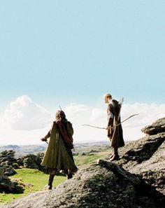 Aragorn, Legolas, Lord of the Rings Legolas And Aragorn, Thranduil, Gandalf, Beau Film, Fellowship Of The Ring, Lord Of The Rings, Frodo Baggins, Thorin Oakenshield, O Hobbit
