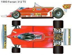 1980 ferrari 312t5