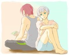 Rin and Aiichiro