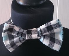 Only a few more left in stock! Boys Tartan Check Bow tie Shop now:  http://offtherackclothing.co.uk/products/boys-tartan-check-bow-tie?utm_campaign=crowdfire&utm_content=crowdfire&utm_medium=social&utm_source=pinterest