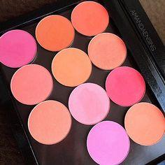 MakeUpGeek blushes