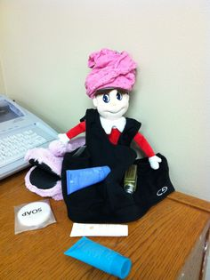 Fauntleroy needs a spa day after all the office shenanigans!  #elfonashelf