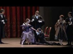 "Ballet ""La Dame aux Camelias"" music of Frederic Chopin 2008"