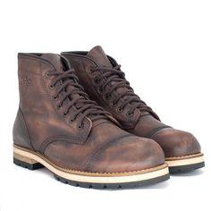 7af7ec127 BOTA BLACK BOOTS NINE SIX LATEGO PINHÃO DESTROYER - Black Boots - Botas de  Couro Masculina