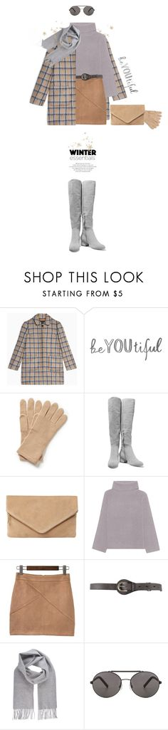 """Winter Essentials: Brrr! ⛄❄️❄️"" by prettynposh2 ❤ liked on Polyvore featuring Max&Co., Halston Heritage, MR., 360 Sweater, Belstaff, Vivienne Westwood, Seafolly, Winter and stay"