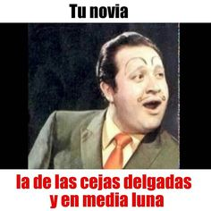 Mujeres que se depilan así las cejas nunca cambien. . . #MiércolesGabán #Cejas #eyebrows #Maquillaje #Estilo #moda #fashion #novia #cejasperfectas #fail #SrElMatador #ElSalvador #SV #SrElMatador http://www.srelmatador.com #Foto