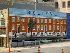 Baltimore, MD : Balltimore Believes