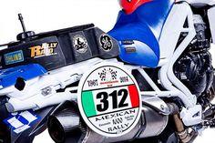 Triumph Tiger 800 XC Mexican 1000 bike
