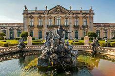 Palácio de Queluz, Lisboa, Lisbon, #Portugal