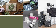 5 idées originales pour emballer vos cadeaux de Noël | miliboo-blog