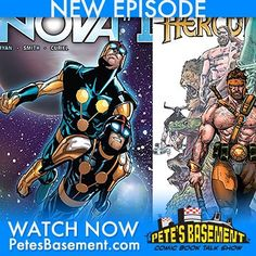 The insane finale!! Its part 3 of the mega-sized Episode 39 with Rocket Scientist Chris Ninja John Ramon and Pete at the roundtable!  Rocket scientist Chris Craddock and ninjutsu master John Maguire sit in at the comic book round table. Everyone's excited for Deadpool. We have fresh rumors about who Zoom is on Flash. Pete is enjoying Supergirl. Ash vs Evil Dead is awesome!  Watch: http://ift.tt/1MZacnH  #AgentsofSHIELD #Avengers #BlackBolt #CaptainAmerica #DraxtheDestroyer…
