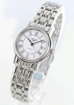 Longines Watches- Longines La Grand Classic Presence Automatic See Tru Back Women's Watch