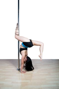 Pole Dancing Fitness: It's Not Just for the Stripclub | @fairyburger #poledancing #fitness