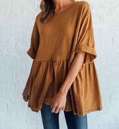 New Looks and Trends. 30 Of The Best Outfit Ideas That Look Fantastic – Modest Fall fashion arrivals. New Looks and Trends. Mode Outfits, Fall Outfits, Summer Outfits, Fashion Outfits, Womens Fashion, Look Fashion, Autumn Fashion, Diy Kleidung, Estilo Hippie