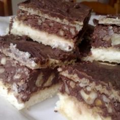 Fudge, Tiramisu, Breakfast Recipes, Food And Drink, Sweets, Snacks, Ethnic Recipes, Appetizers, Gummi Candy